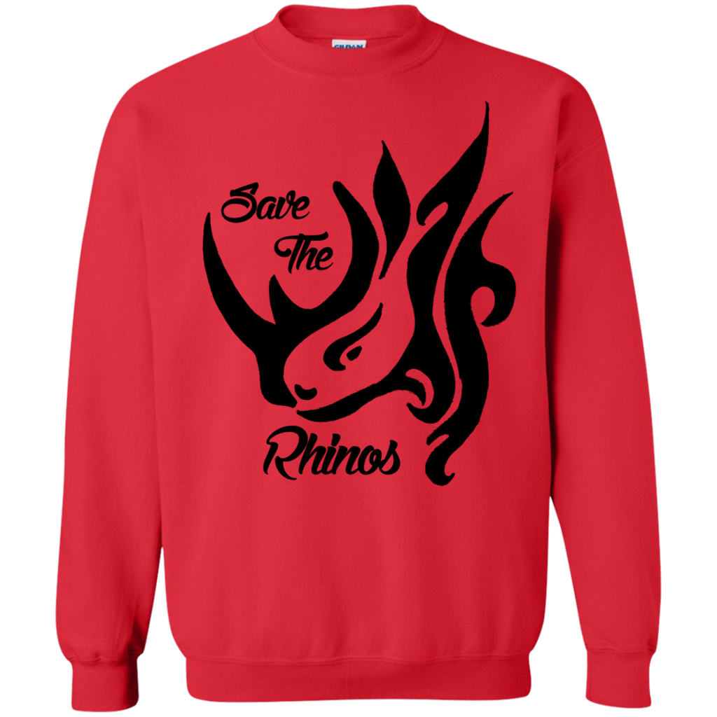 Save the Rhinos Awareness Sweatshirt