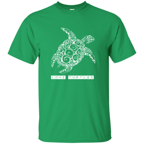 Love Turtles Awareness Youth Custom T-Shirt