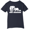 Image of Love Elephants Awareness Infant T-Shirt