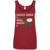 Image of Nobody Needs a Turtle Shell Except a Turtle Women's Tank Top