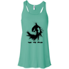 Image of Save the Orcas Women's Flowy Tank Top