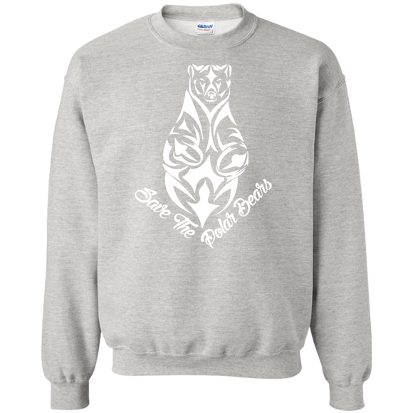 Save the Polar Bears Awareness Sweatshirt