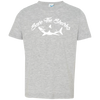 Image of Save the Sharks Toddler Jersey T-Shirt
