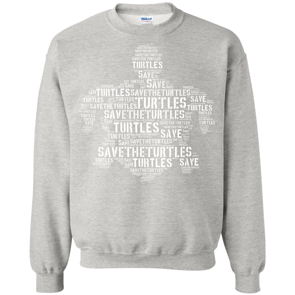 Save the Turtles Awareness Sweatshirt