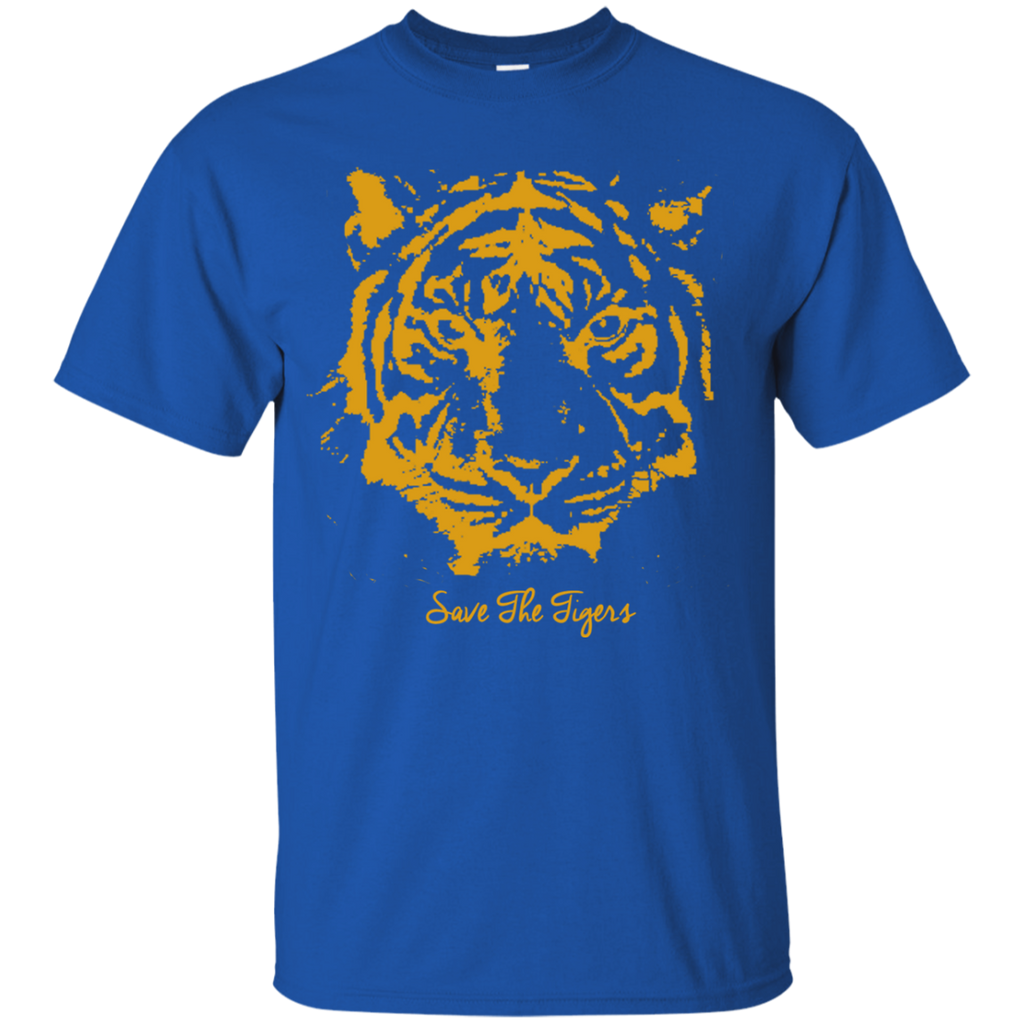 Save the Tigers Awareness Youth T-Shirt