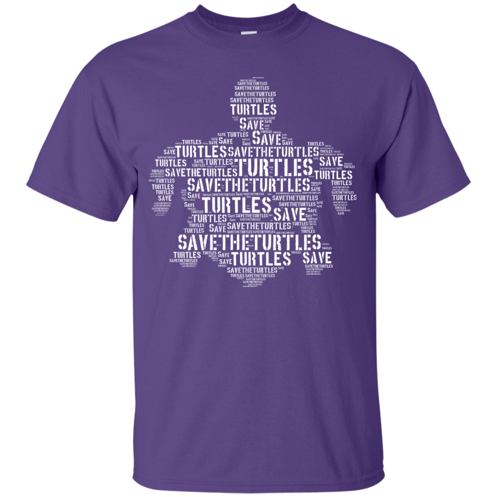 Save the Turtles Awareness Youth T-Shirt