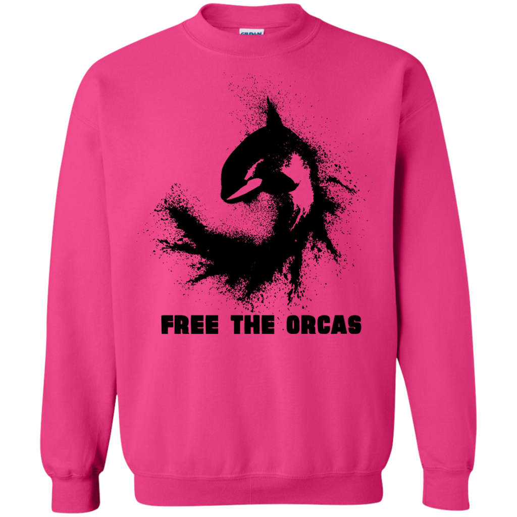 Free The Orcas Sweatshirt
