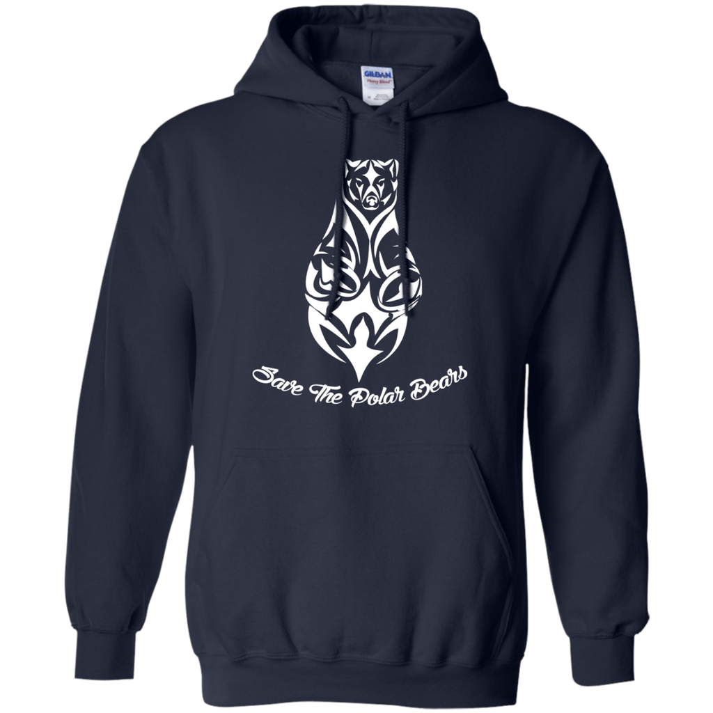 Save The Polar Bears Awareness Hoodie