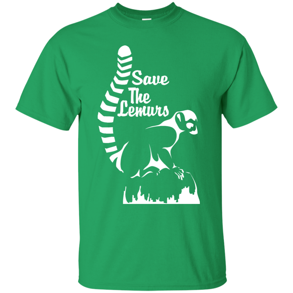 Save the Lemur Awareness Youth T-Shirt