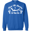 Image of Save the Sharks Let Them live Sweatshirt