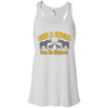 Image of Save A Species Save the Elephants Awareness Flowy Tank Top
