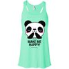 Image of Pandas Make Me happy, You Not so Much Women's Flowy Tank Top