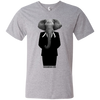 Image of Talk About Elephants in Politic's Men's V-Neck T-Shirt