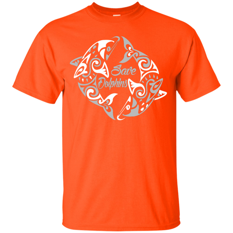 Save Dolphins Awareness Youth T-Shirt