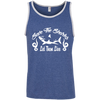 Image of Save the Sharks Let Them live Men's Tank Top