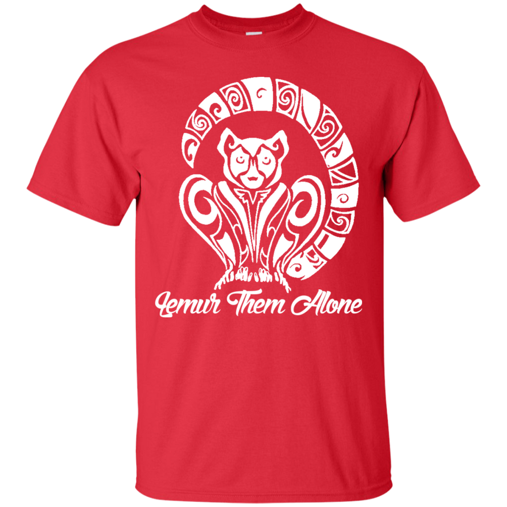 Lemur Them Alone Awareness Unisex T-Shirt
