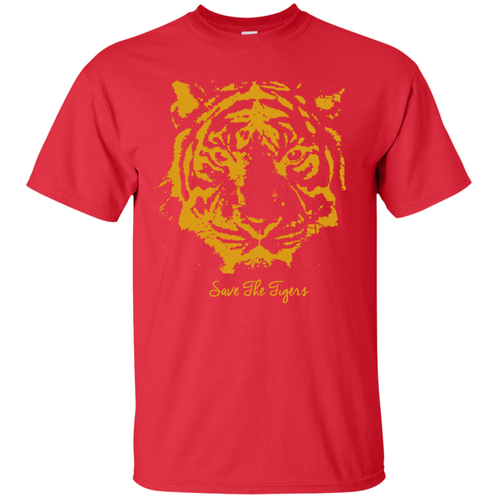 Save the Tigers Awareness Unisex T-Shirt