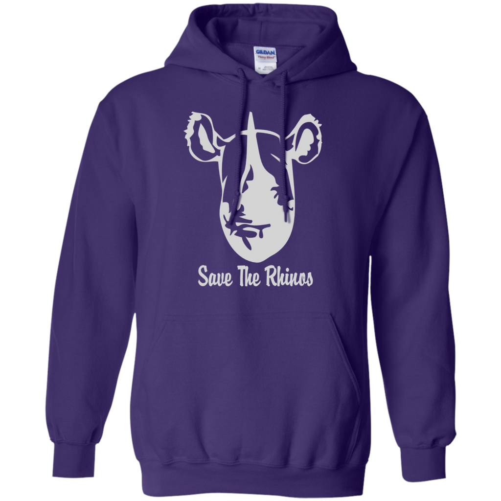 Save the Rhino Hoodie