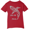 Image of Save the Sharks Tribal Infant T-Shirt