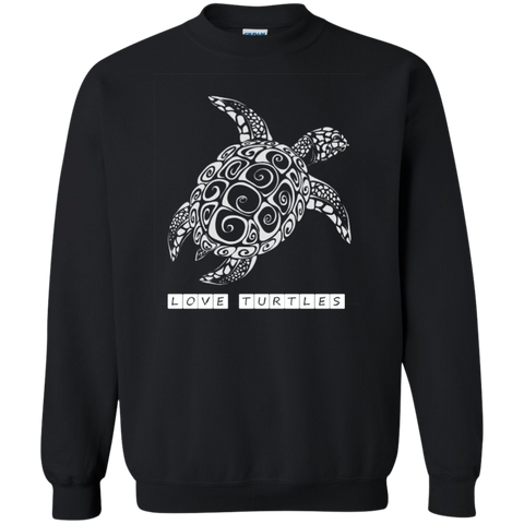 Love Turtles Awareness Sweatshirt