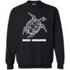 Image of Love Turtles Awareness Sweatshirt