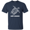 Image of Love Turtles Awareness Youth Custom T-Shirt