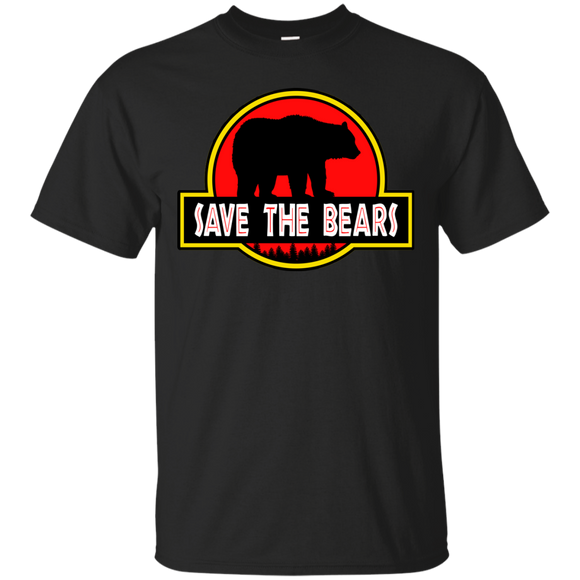 Save the Jurassic Bears Parody