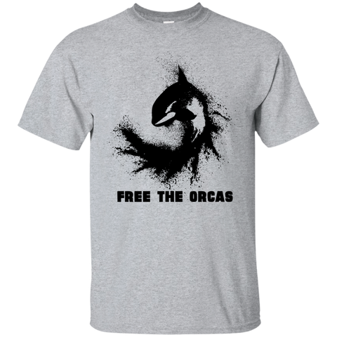 Free The Orcas Unisex T-Shirt