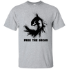Image of Free The Orcas Unisex T-Shirt