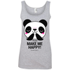Image of Pandas Make Me happy, You Not so Much Women's Tank Top