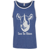 Image of Save the Rhino Men's Tank Top
