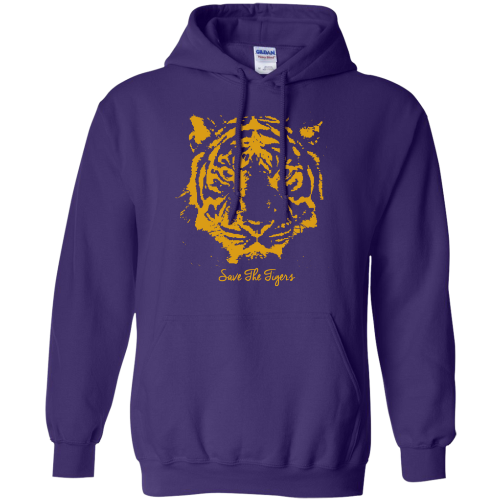 Save the Tigers Awareness Hoodie