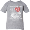 Image of Save & Care for Dog Lovers Infant T-Shirt