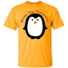 Image of Save the Penguins Awareness Unisex T-Shirt