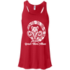 Image of Lemur Them Alone Awareness Women's Flowy Tank Top