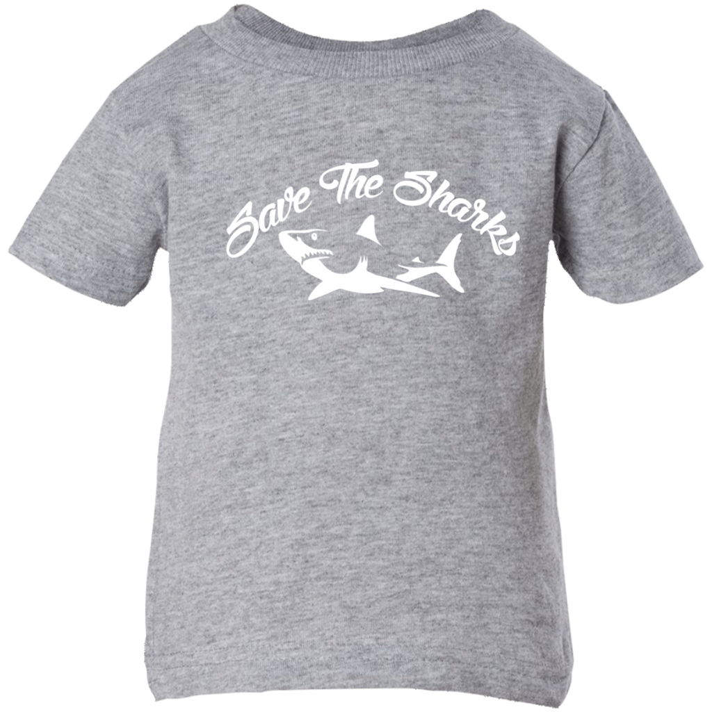Save the Sharks Infant T-Shirt