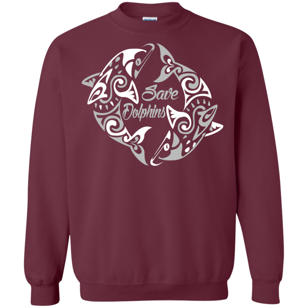 Save Dolphins Awareness Sweatshirt