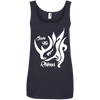 Image of Save The Rhinos Awareness Women's Tank Top