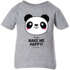 Image of Pandas Make Me happy, You Not so Much Infant T-Shirt