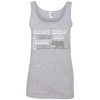 Image of Nobody Needs A Rhino Horn Except a Rhino Awareness Women's Tank Top
