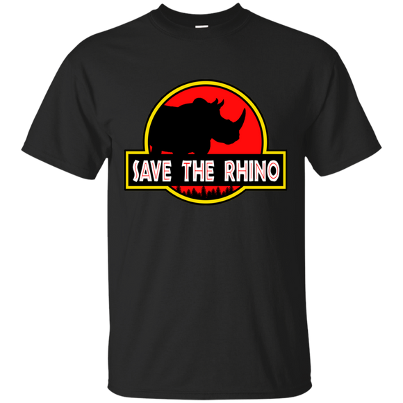 Save the Jurassic Rhino Parody