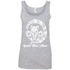 Image of Lemur Them Alone Awareness Women's Tank Top