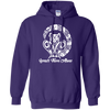 Image of Lemur Them Alone Awareness Hoodie