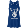Image of Save the Rhino Women's Flowy Tank Top