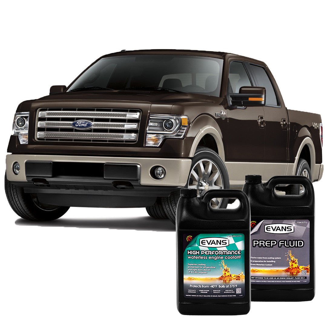 Evans Waterless Conversion Kit For Ford F F F