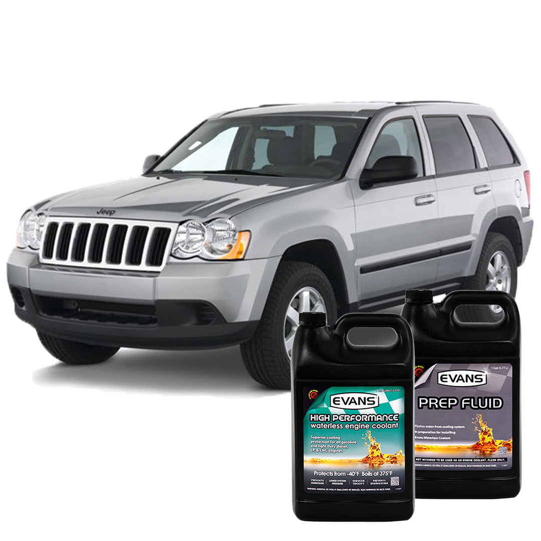 Liberty Jeeps: Evans Waterless Conversion Kit For Jeep Grand Cherokee