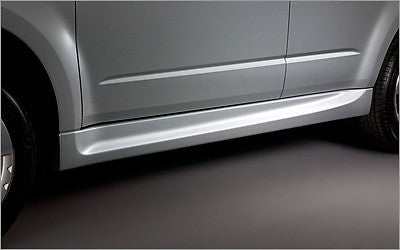 Subaru Forester Sh5 Jdm Accessory Side Skirt E2617sc000 Non Painted