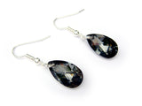 Nightshade Pear Earrings
