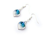 Calla Lily Earrings in Turquoise