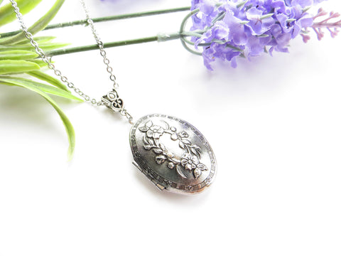 Antique Oval Locket